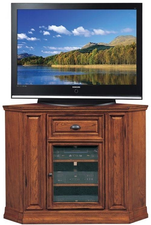 Best 25+ 42 Inch Tv Stand Ideas On Pinterest | 42 Inch Tvs, Tv Within Most Recently Released Corner Tv Unit With Glass Doors (View 13 of 20)