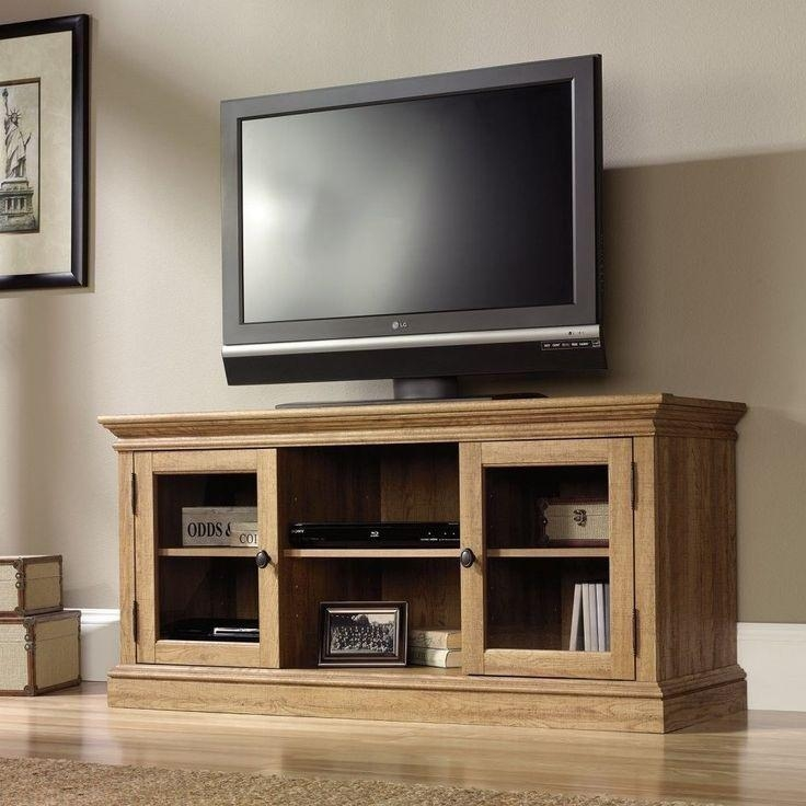 Best 25+ 50 Inch Televisions Ideas On Pinterest | Fireplace Tv Regarding Latest Oak Tv Stands For Flat Screens (Image 2 of 20)
