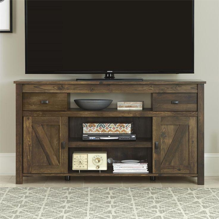 Best 25+ 60 Inch Tv Stand Ideas On Pinterest | Tv Console Modern Regarding Most Current Black Tv Stands With Drawers (Image 7 of 20)