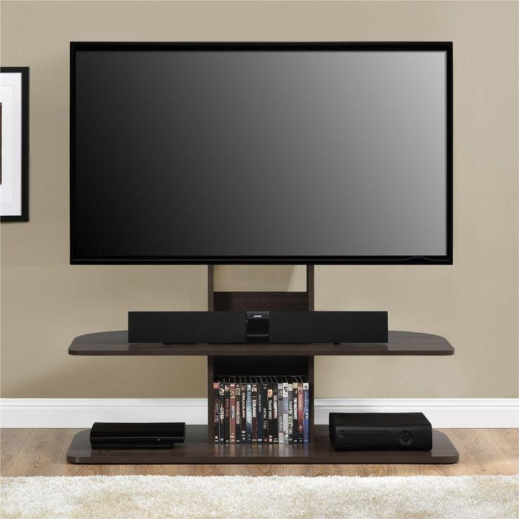 Best 25+ 65 Inch Tv Stand Ideas On Pinterest | 65 Tv Stand, 65 For Newest Dark Walnut Tv Stands (View 9 of 20)