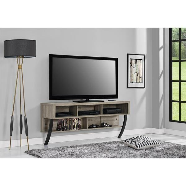 Best 25+ 65 Inch Tv Stand Ideas On Pinterest | 65 Tv Stand, 65 With Newest Tv Stands For Small Spaces (Image 2 of 20)