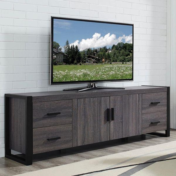 Best 25+ 70 Inch Tv Stand Ideas On Pinterest | 70 Inch Televisions Throughout Recent Tv Stands For 70 Inch Tvs (Image 9 of 20)