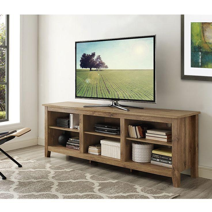 Best 25+ 70 Inch Tv Stand Ideas On Pinterest | 70 Inch Televisions With Regard To Most Current Open Shelf Tv Stands (Image 1 of 20)