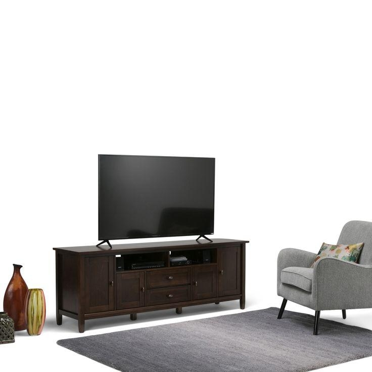 Best 25+ 80 Inch Tvs Ideas On Pinterest | Tvs, Entertainment Room With Most Current Tv Stands For Large Tvs (Image 6 of 20)