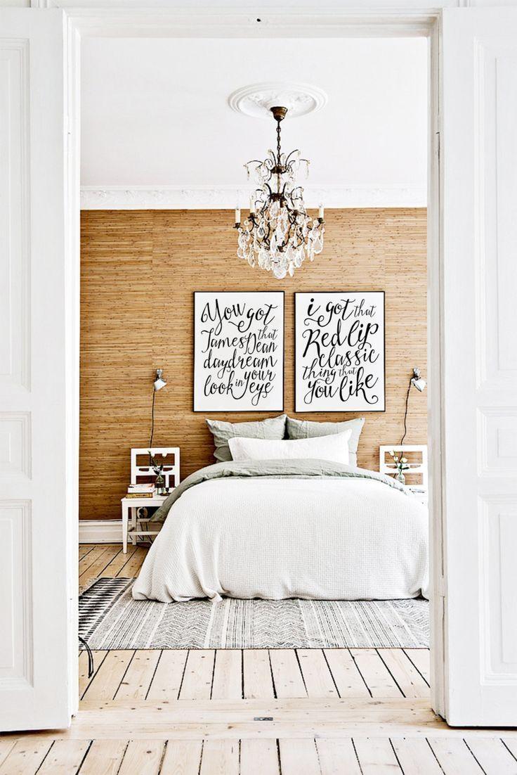 Best 25+ Art Above Bed Ideas On Pinterest | Rose Bedroom, Light Inside Wall Art Over Bed (Image 9 of 20)