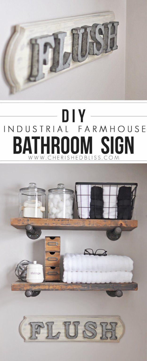 Best 25+ Bathroom Wall Art Ideas On Pinterest | Wall Decor For Intended For Red Bathroom Wall Art (View 20 of 20)