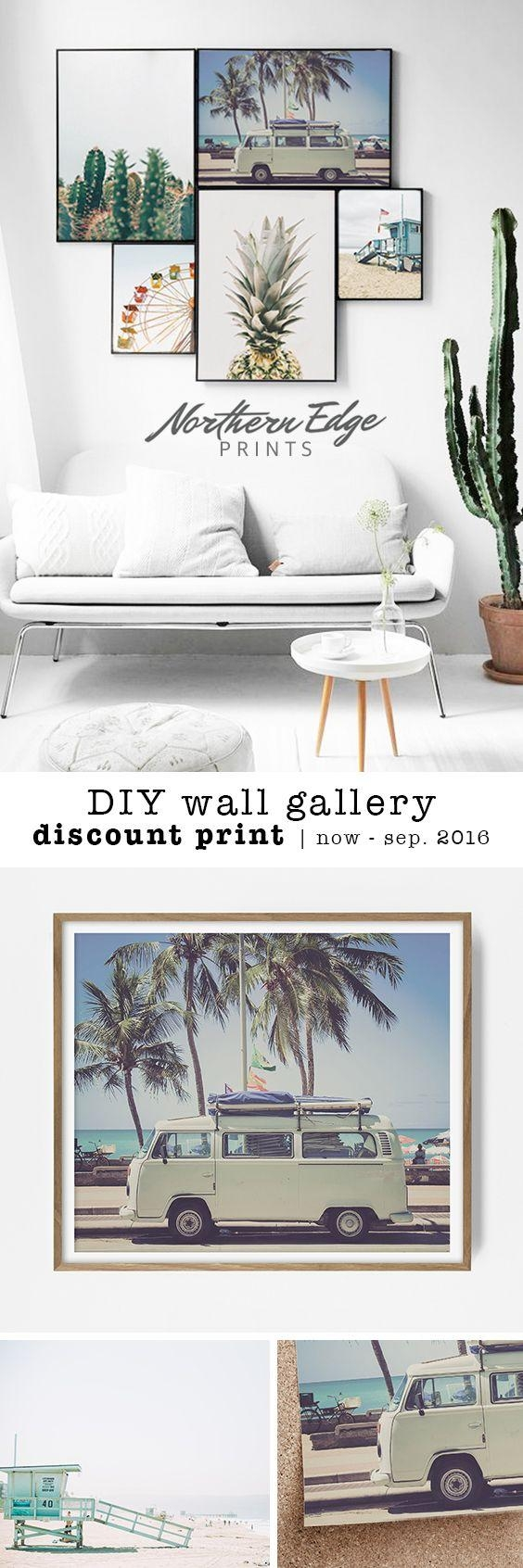 Best 25+ Beach Wall Art Ideas On Pinterest | Beach Decorations Pertaining To Beach Themed Wall Art (Image 5 of 20)