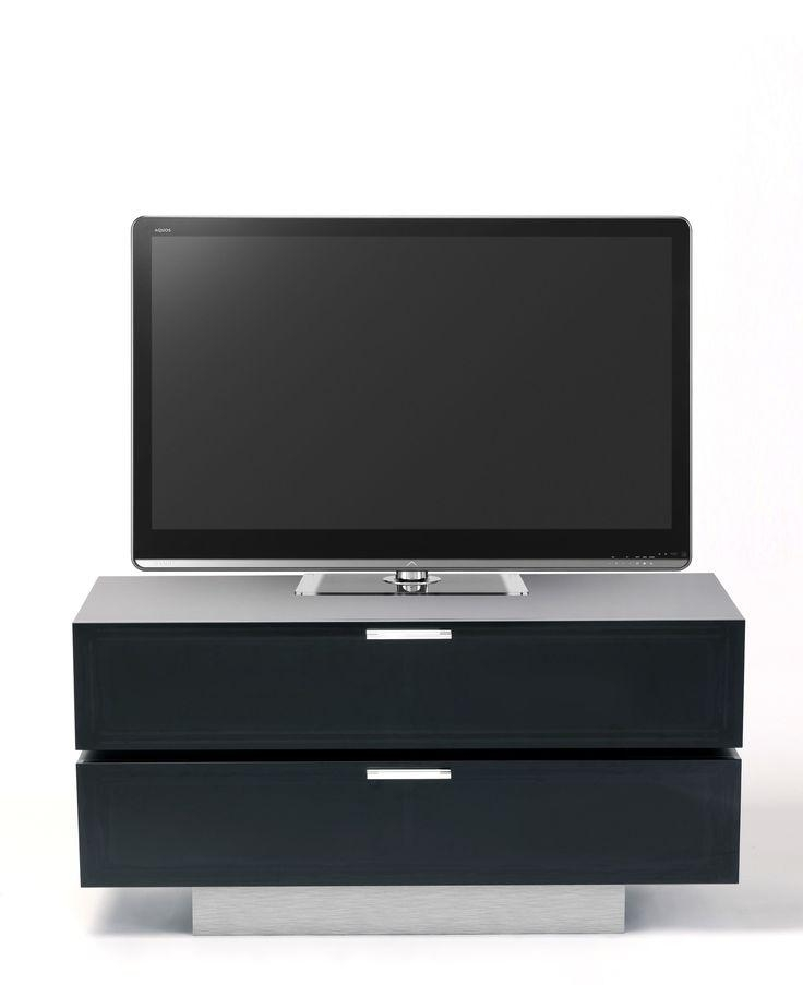 Best 25+ Black Gloss Tv Unit Ideas On Pinterest | White Gloss Tv With Regard To Recent Shiny Tv Stands (Image 7 of 20)