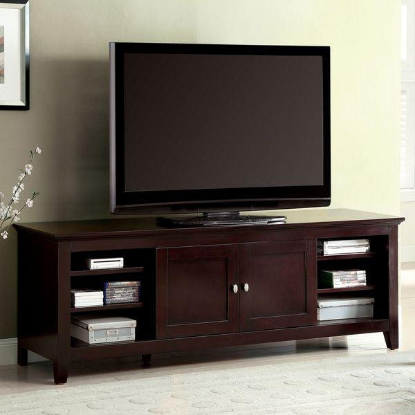 Best 25+ Cherry Tv Stand Ideas On Pinterest | Small Entertainment Pertaining To Most Current Dark Tv Stands (Image 4 of 20)