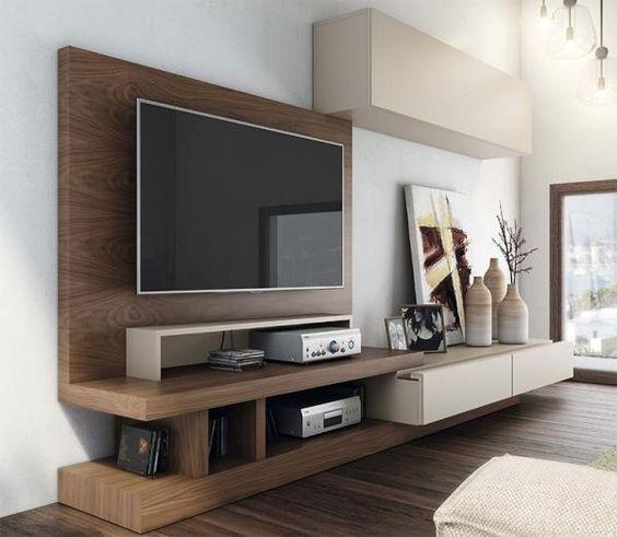 Best 25+ Contemporary Tv Units Ideas On Pinterest | Tv Unit Decor In Most Up To Date Tv Stand Wall Units (View 1 of 20)