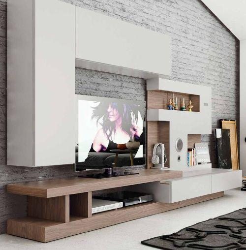 Best 25+ Contemporary Tv Units Ideas On Pinterest | Tv Unit Decor Within Latest Modern Tv Units (Image 2 of 20)