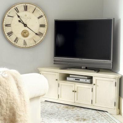 Best 25+ Corner Media Cabinet Ideas On Pinterest | Corner For 2018 White Wood Corner Tv Stands (Image 5 of 20)