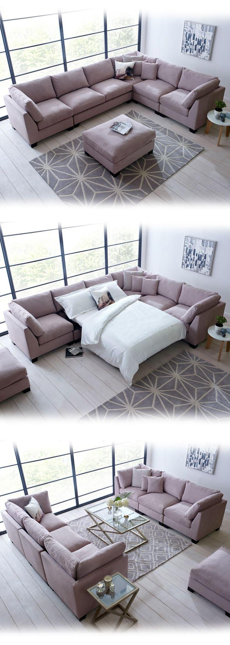 Best 25+ Corner Sofa Ideas On Pinterest | Grey Corner Sofa, White Inside Unique Corner Sofas (Image 2 of 21)