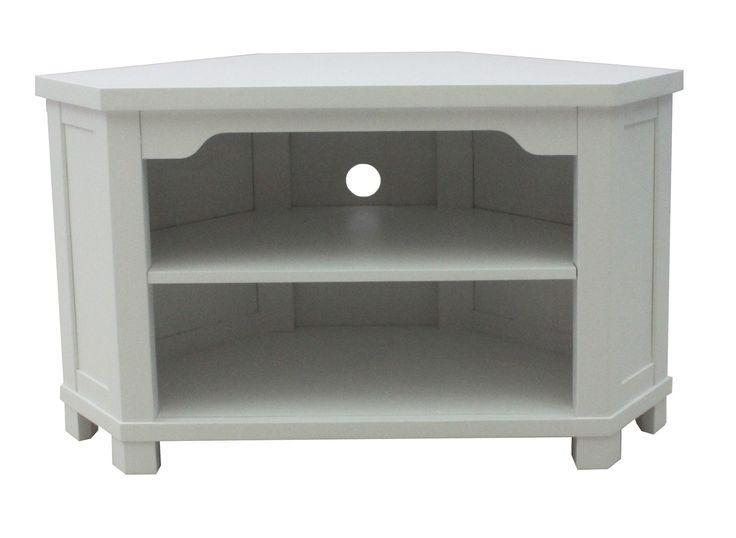 Best 25+ Corner Tv Cabinets Ideas On Pinterest | Corner Tv, Corner For Most Recently Released White Wood Corner Tv Stands (Image 6 of 20)