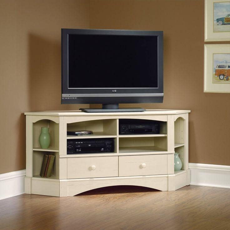 Best 25+ Corner Tv Cabinets Ideas On Pinterest | Corner Tv, Corner For Newest Modern Corner Tv Units (Image 6 of 20)