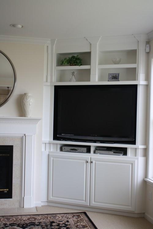 Best 25+ Corner Tv Cabinets Ideas On Pinterest | Corner Tv, Corner Intended For Most Up To Date Corner Tv Cabinets (View 19 of 20)