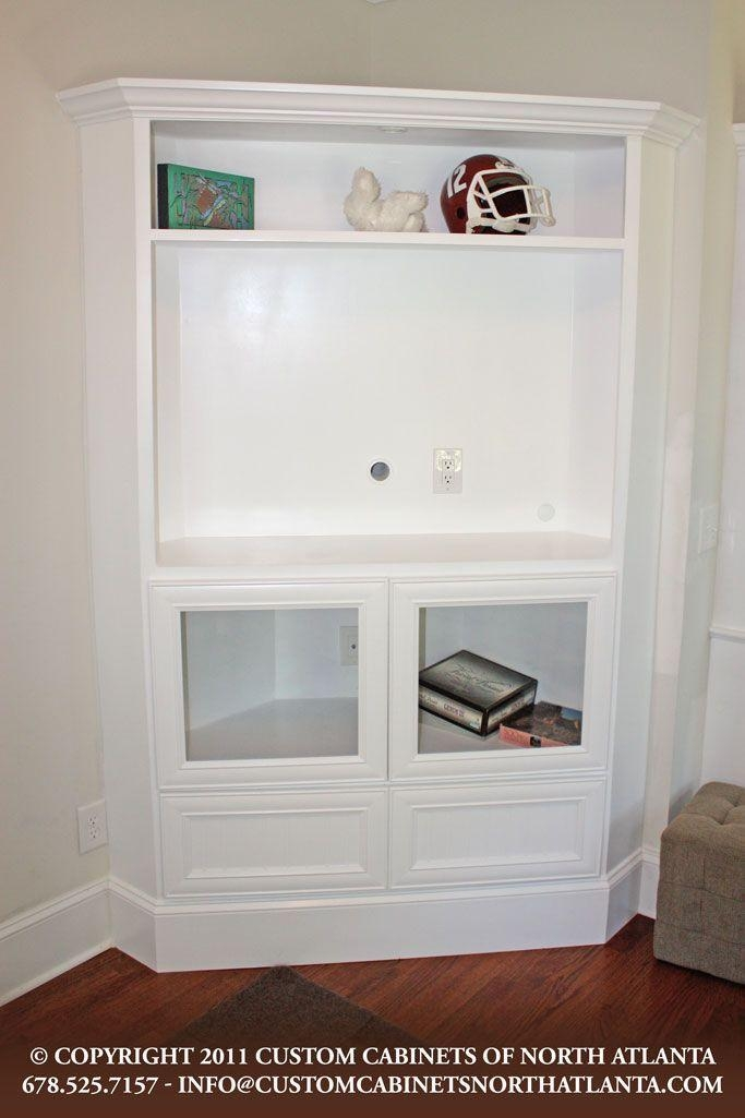 Best 25+ Corner Tv Cabinets Ideas On Pinterest | Corner Tv, Corner Pertaining To Most Popular Corner Tv Cabinets For Flat Screens With Doors (View 3 of 20)