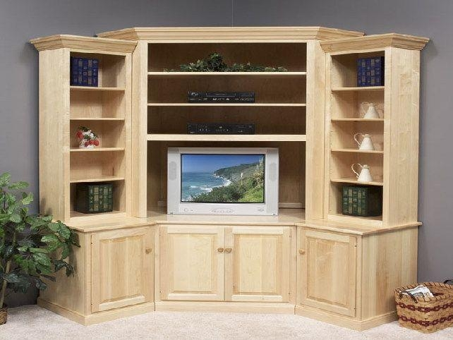 Best 25+ Corner Tv Cabinets Ideas On Pinterest | Corner Tv, Corner With Regard To Newest Corner Tv Cabinets (View 16 of 20)