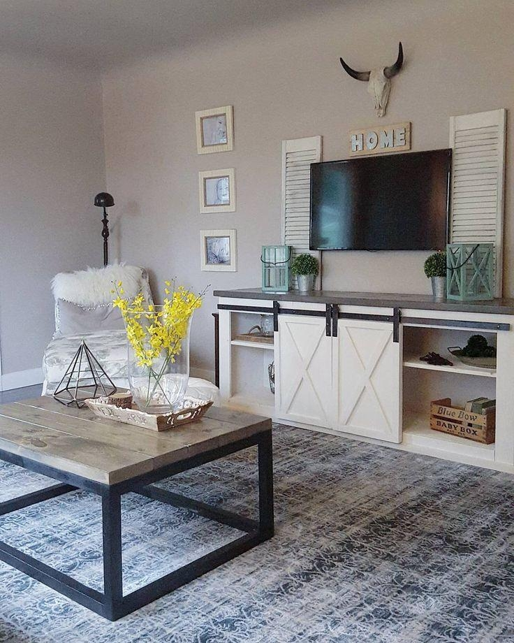 Best 25+ Country Coffee Table Ideas On Pinterest | Coffee Table With Regard To Newest Rustic Coffee Table And Tv Stand (View 3 of 20)