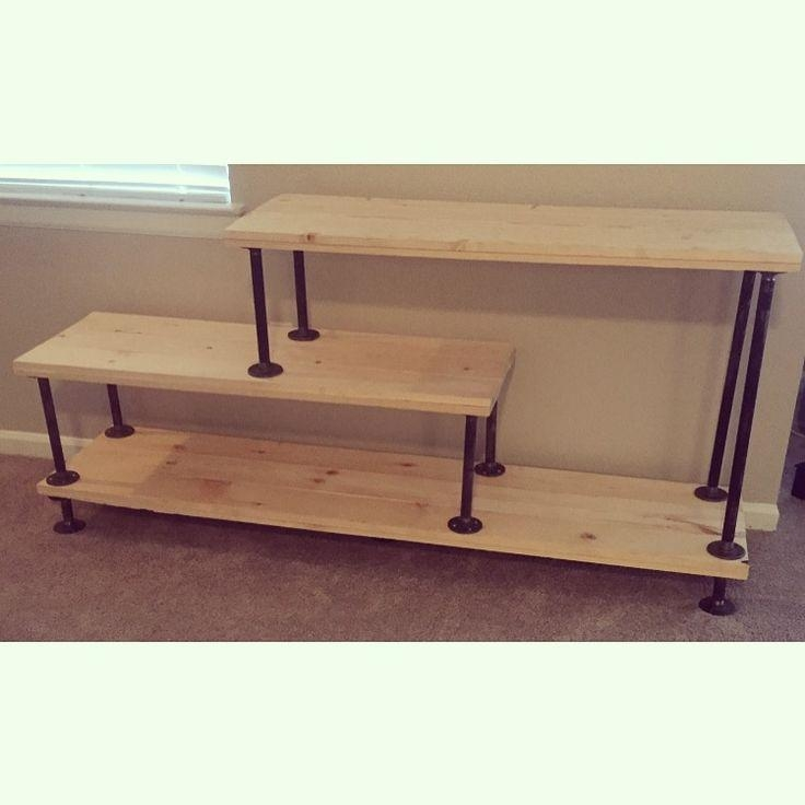Best 25+ Diy Tv Stand Ideas On Pinterest | Diy Furniture Redo In Most Current Slimline Tv Cabinets (Image 4 of 20)