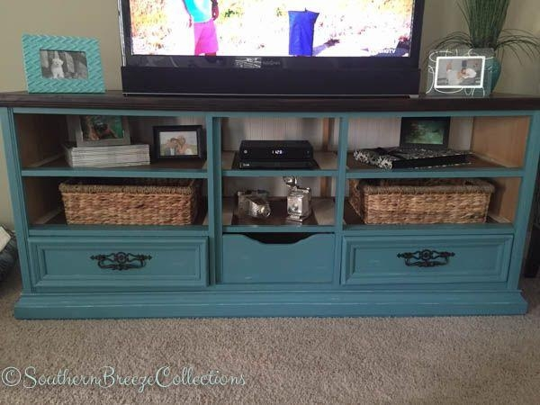 Best 25+ Dresser Tv Stand Ideas On Pinterest | Diy Furniture Redo Inside 2017 Dresser And Tv Stands Combination (View 14 of 20)