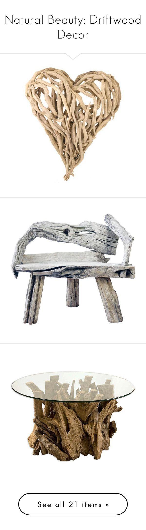 Best 25+ Driftwood Wall Art Ideas On Pinterest | Driftwood Crafts Pertaining To Driftwood Heart Wall Art (Image 8 of 20)