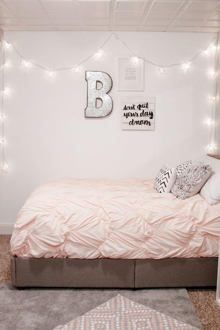 Best 25+ Elegant Girls Bedroom Ideas On Pinterest   Stunning Girls Pertaining To Wall Art For Teenage Girl Bedrooms (View 7 of 20)