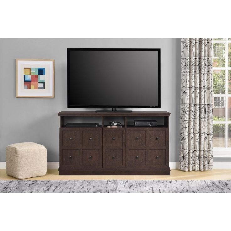 Best 25+ Espresso Tv Stand Ideas On Pinterest | 70 Inch Tvs, 70 Intended For Most Up To Date Expresso Tv Stands (Image 6 of 20)