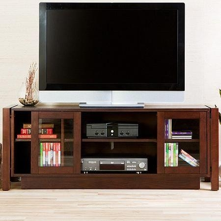 Best 25+ Espresso Tv Stand Ideas On Pinterest | 70 Inch Tvs, 70 Within Most Current Tv Stands For Large Tvs (Image 8 of 20)