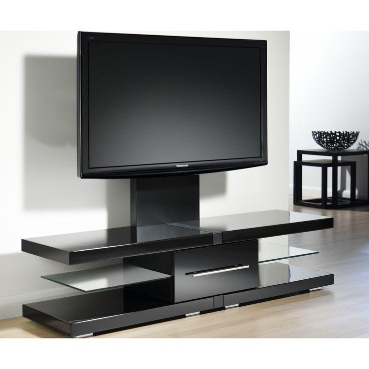 Best 25+ Flat Screen Tv Stands Ideas On Pinterest | Flat Tv Stands For Newest Modern Tv Stands With Mount (View 3 of 20)