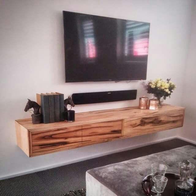 Best 25+ Floating Tv Unit Ideas On Pinterest | Floating Tv Stand Inside Current Floating Tv Cabinet (Image 4 of 20)