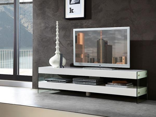 Best 25+ Glass Tv Unit Ideas On Pinterest | Tv Rack, Tv Units With Pertaining To 2018 Smoked Glass Tv Stands (Image 8 of 20)
