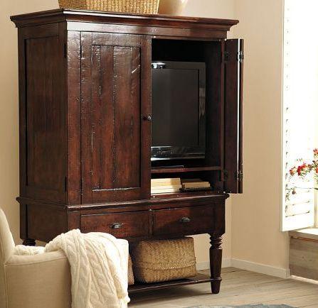 Best 25+ Hidden Tv Cabinet Ideas On Pinterest | Hidden Tv, Hide Tv With Regard To Newest Tv Hutch Cabinets (Image 4 of 20)