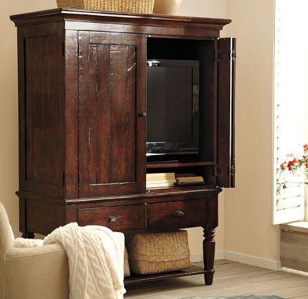 Best 25+ Hidden Tv Cabinet Ideas On Pinterest | Hidden Tv, Hide Tv Within Most Recent Enclosed Tv Cabinets With Doors (Image 4 of 20)