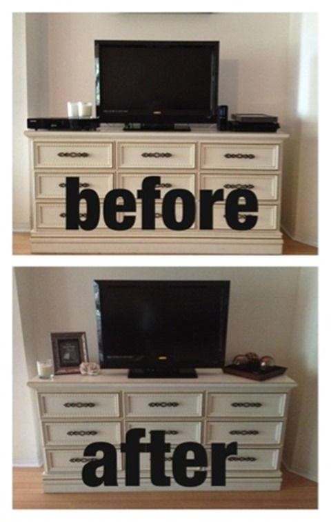Best 25+ Hide Cable Box Ideas On Pinterest   Hiding Cable Box In 2018 Tv Stands Over Cable Box (Image 9 of 20)