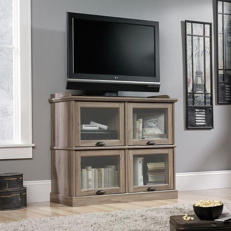 Best 25+ Highboy Tv Stand Ideas On Pinterest | 70 Inch Tv Stand With 2017 Oak Tv Stands With Glass Doors (View 20 of 20)
