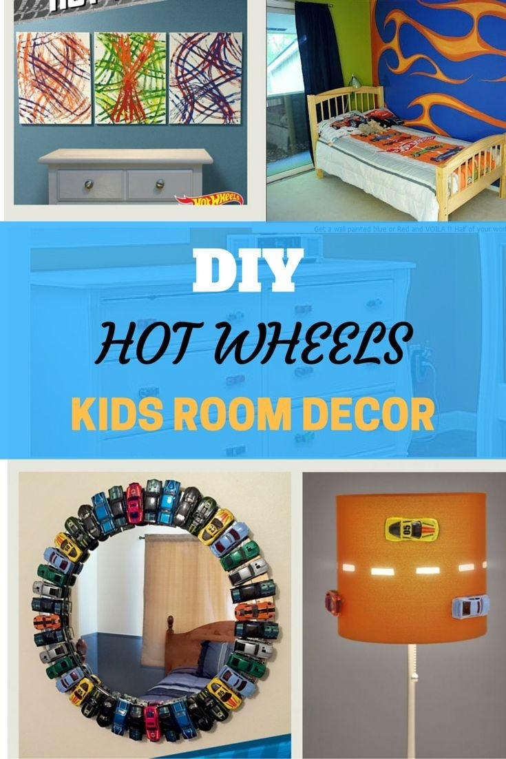 Best 25+ Hot Wheels Bedroom Ideas On Pinterest | Auto Wheels, Hot Intended For Hot Wheels Wall Art (View 4 of 20)