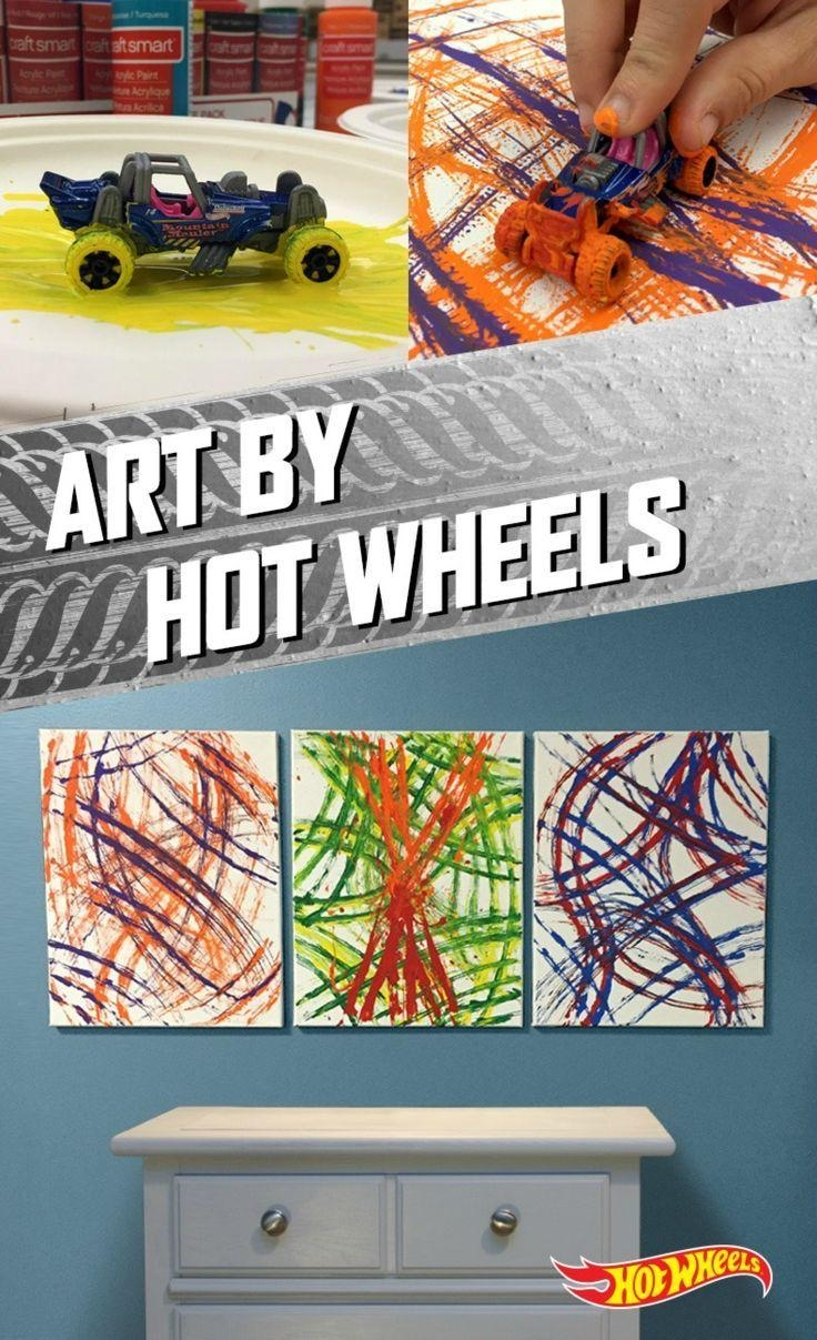 Best 25+ Hot Wheels Bedroom Ideas On Pinterest | Auto Wheels, Hot With Hot Wheels Wall Art (Image 10 of 20)