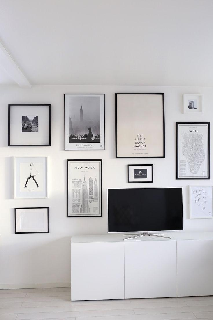 Best 25+ Ikea Gallery Wall Ideas On Pinterest | Ikea Frames, Ikea Regarding Ikea Giant Wall Art (View 18 of 20)