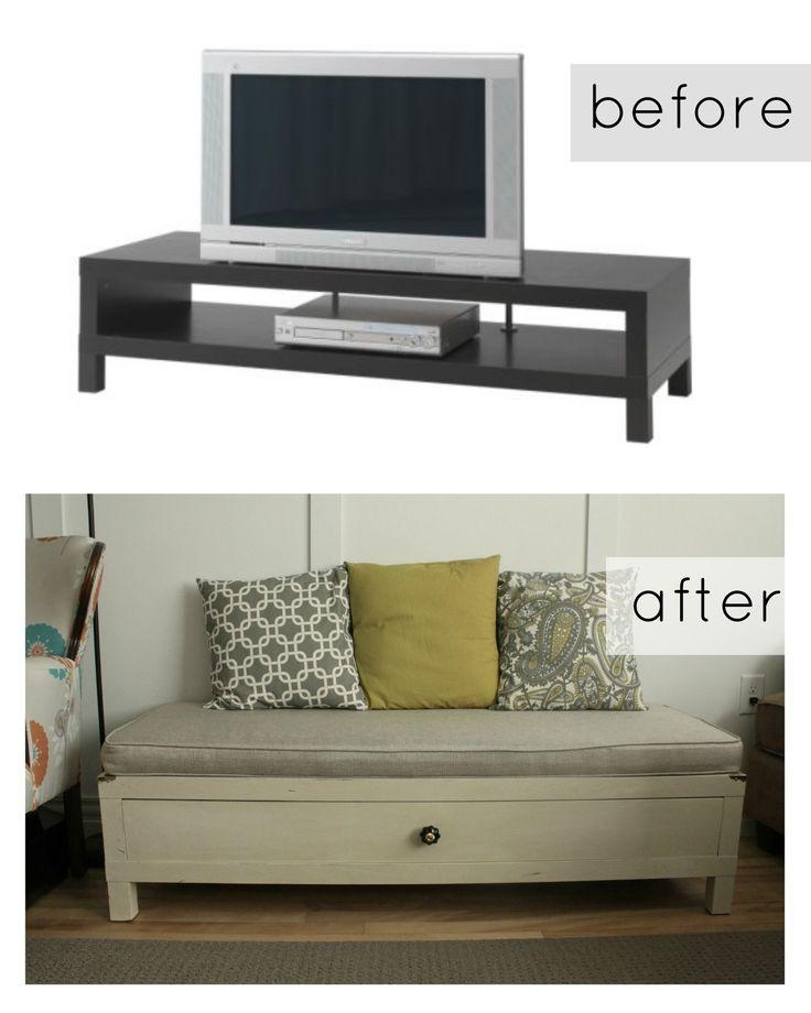 Best 25+ Ikea Tv Ideas On Pinterest | Ikea Tv Stand, Ikea White Intended For Best And Newest Bench Tv Stands (Photo 9 of 20)