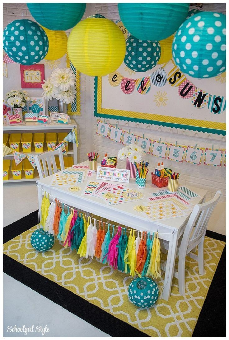 Best 25+ Kindergarten Classroom Decor Ideas On Pinterest Intended For Wall Art For Kindergarten Classroom (View 7 of 20)