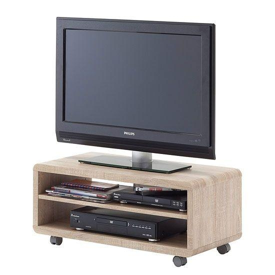 Best 25+ Lcd Tv Stand Ideas On Pinterest | Television Cabinet, Lcd With Regard To Latest Wooden Tv Stand With Wheels (Image 6 of 20)
