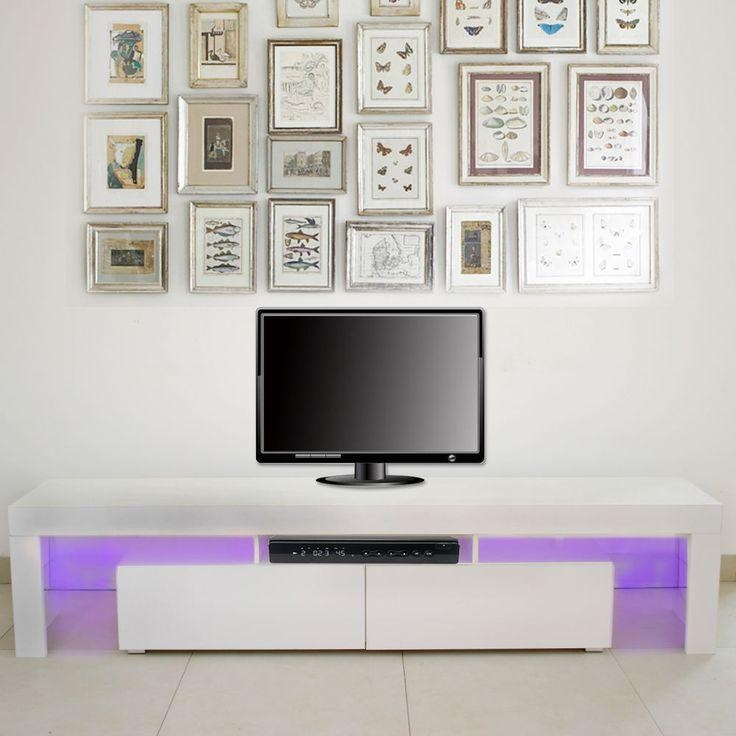 Best 25+ Led Tv Stand Ideas On Pinterest | Wall Tv Stand, Tv Stand Inside Current Shiny Tv Stands (Image 11 of 20)