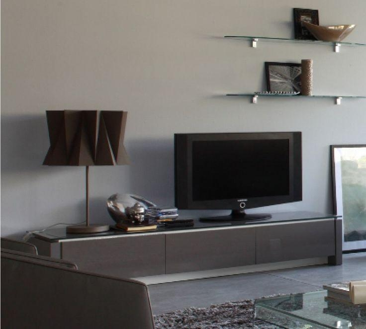 Best 25+ Low Tv Unit Ideas On Pinterest | Tv Rack, Tv Units And Tv Inside Most Current Low Level Tv Storage Units (View 3 of 20)