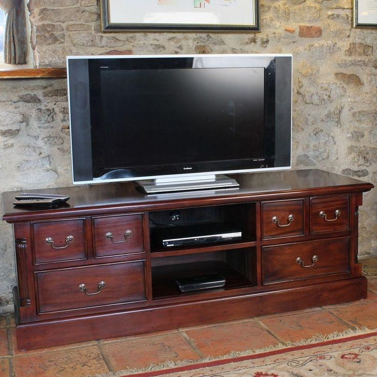 Best 25+ Mahogany Tv Stand Ideas On Pinterest | Small Tv Stand Inside Best And Newest Mahogany Corner Tv Cabinets (Image 4 of 20)