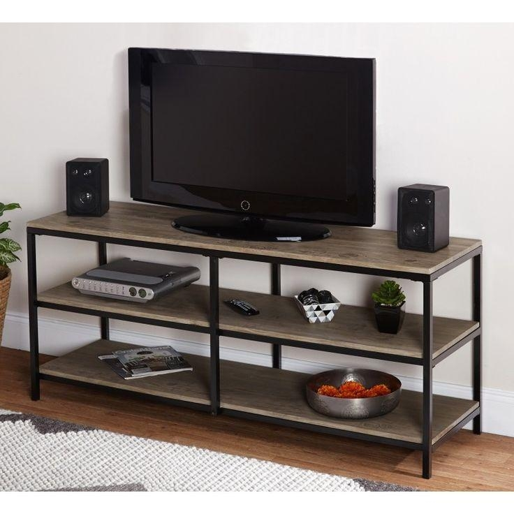 Best 25+ Metal Tv Stand Ideas On Pinterest | West Elm Console In Recent 24 Inch Deep Tv Stands (Image 9 of 20)