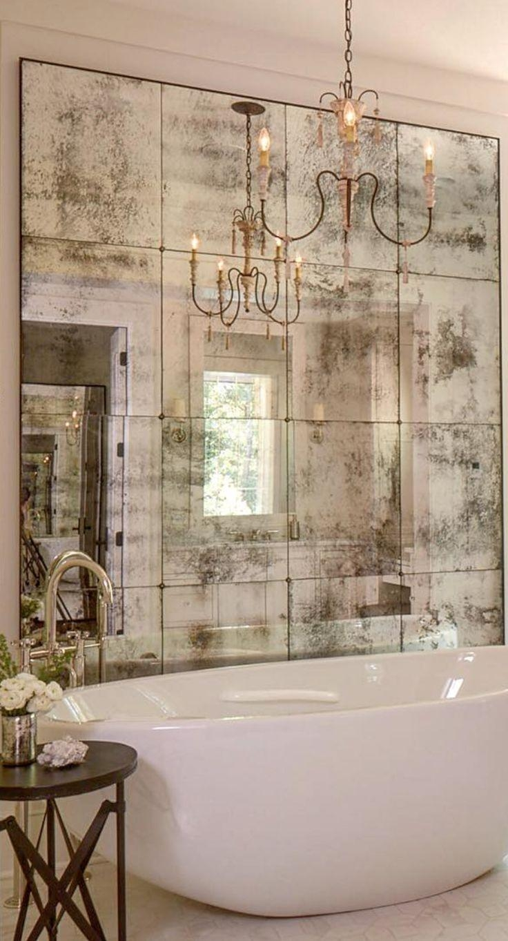 Best 25+ Mirror Tiles Ideas On Pinterest | Antique Mirror Tiles Regarding Italian Wall Art For Bathroom (Image 5 of 20)