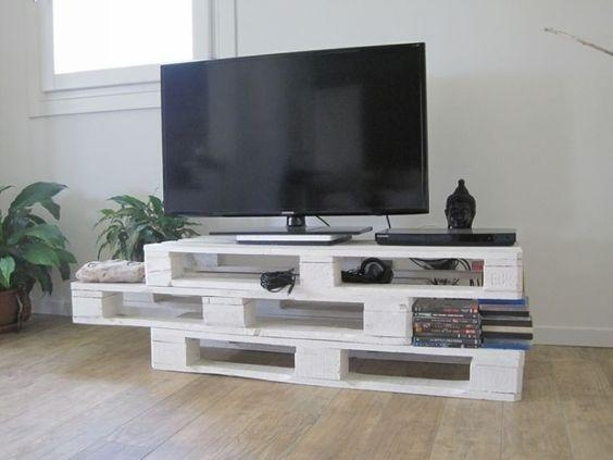 Best 25+ Mobile Tv Stand Ideas On Pinterest | Tv Stand Cabinet, Tv Regarding Current Cheap Tv Tables (Image 8 of 20)