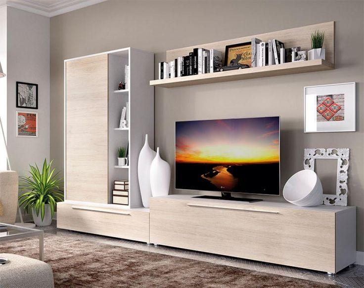 Best 25+ Modern Tv Cabinet Ideas On Pinterest | Tv Center, Tv Set With Regard To 2018 Modern Lcd Tv Cases (View 15 of 20)