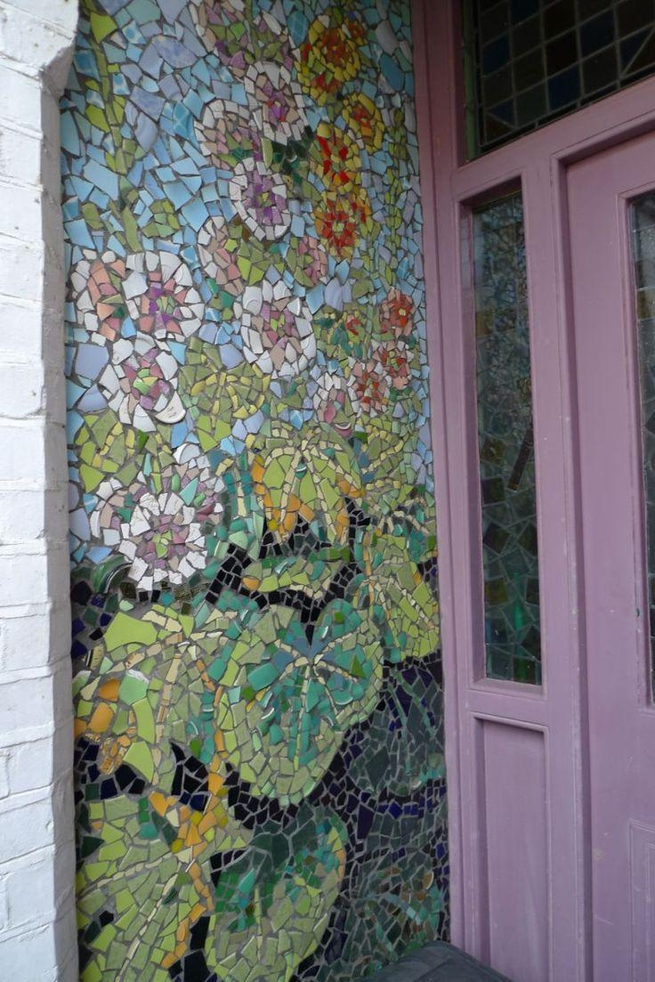 Best 25+ Mosaic Wall Art Ideas On Pinterest | Mosaic Tile Art Throughout Diy Mosaic Wall Art (Image 9 of 20)
